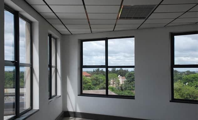 Окна из Алюминия   Арта Груп - фото 1