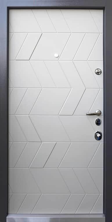 Входные двери Qdoors Авангард Конверс-М 1 - фото