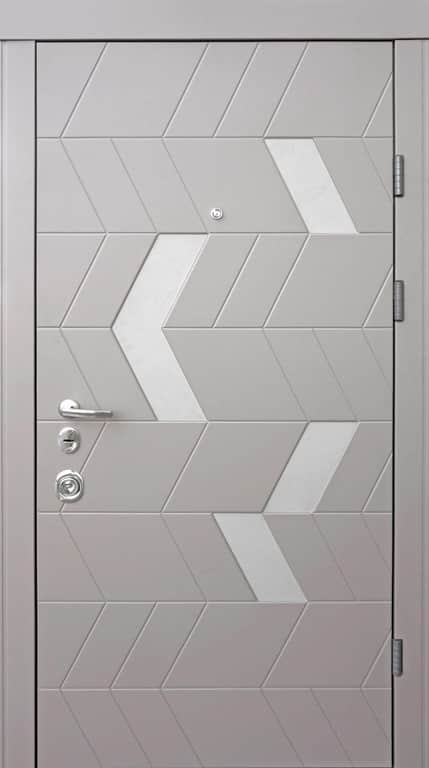 Входная дверь Qdoors Авангард Конверс-М - фото
