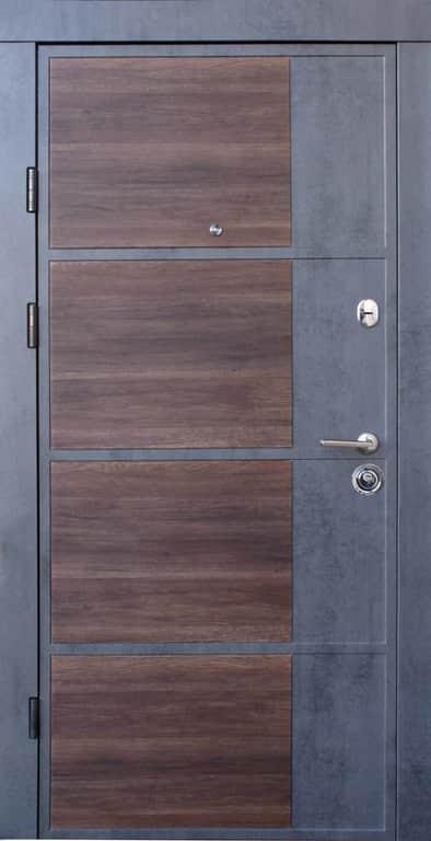 Входная дверь Qdoors Premium Boston M - фото