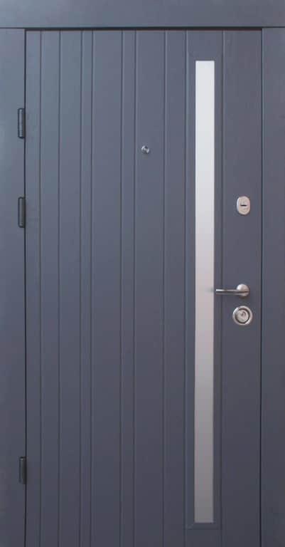 Дверь Qdoors Premium Brash AL 1 - фото