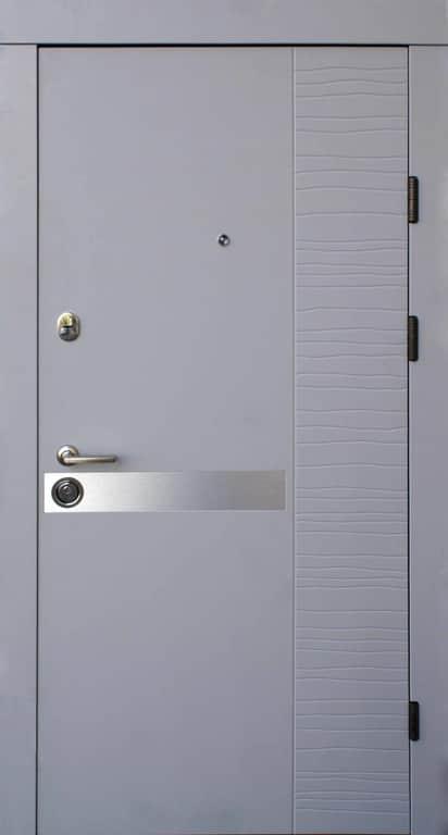 Входные двери Qdoors Premium Della AL - фото 2