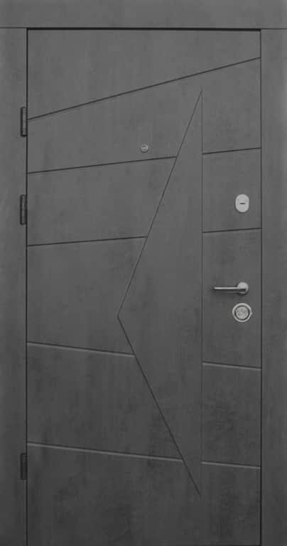 Входная дверь Qdoors Premium Kale Aktsent - фото 2
