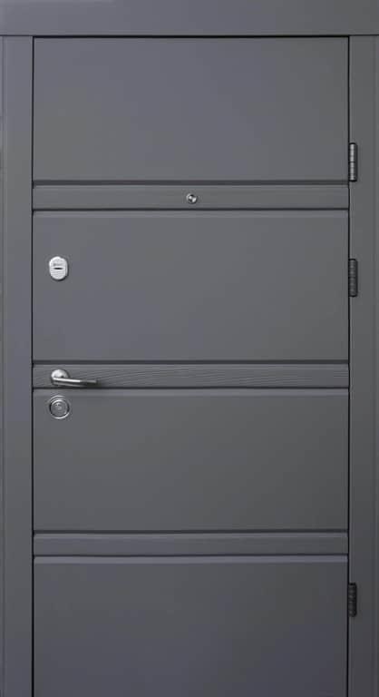 Входные двери Qdoors Ультра Грация 1 - фото