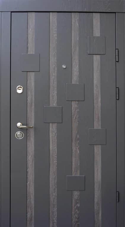 Входная дверь Qdoors Ультра Рондо - фото 2