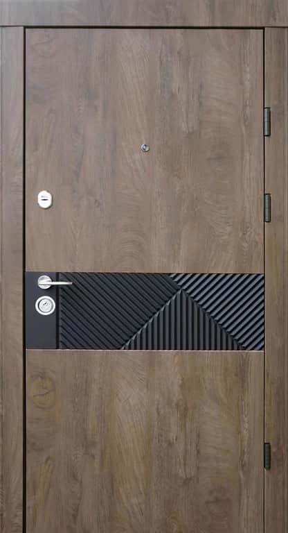 Входные двери Qdoors Ультра Сопрано-М - фото