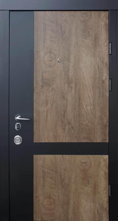 Входная дверь Qdoors Франк М Авангард - фото