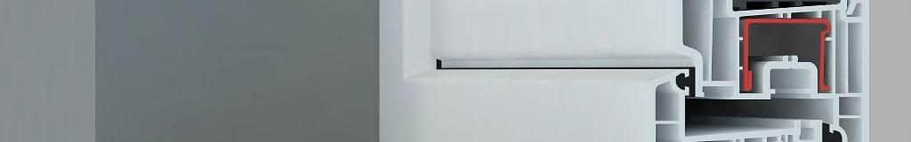 установка окна на монтажные клинья - фото