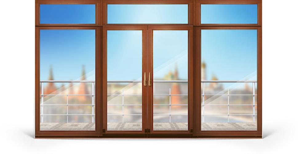раздвижные окна киев 2