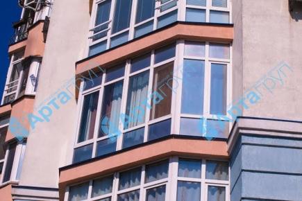 Балконы лоджии эркеры..